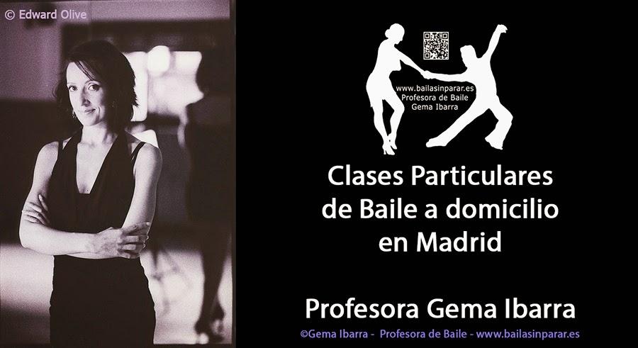 Clases de baile particulares a domicilio en Madrid