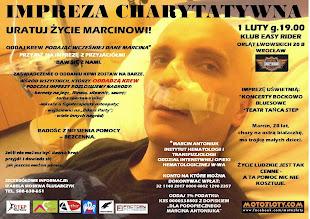 Pomoc dla Marcina Antoniuka