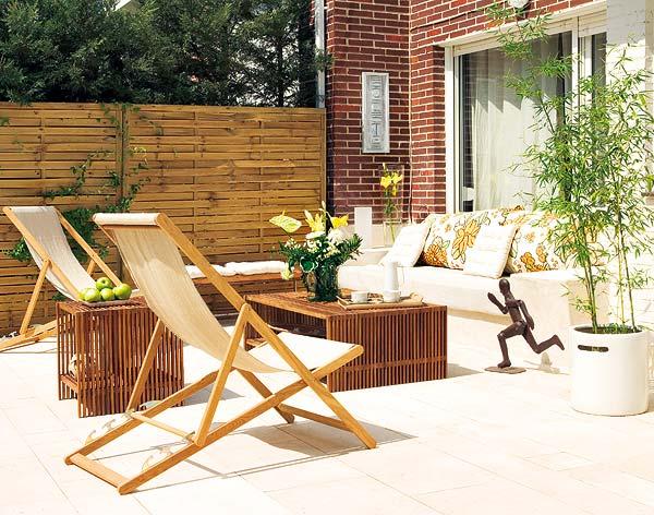 Fotos de terrazas decoradas ideas para decorar dise ar - Adornos para terrazas ...