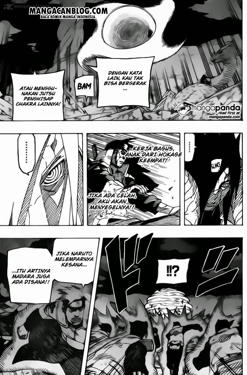 Komik naruto 656 - perubahan 657 Indonesia naruto 656 - perubahan Terbaru 5|Baca Manga Komik Indonesia|Mangacan