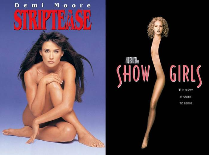 21. Striptease | Showgirls – 1996/1995