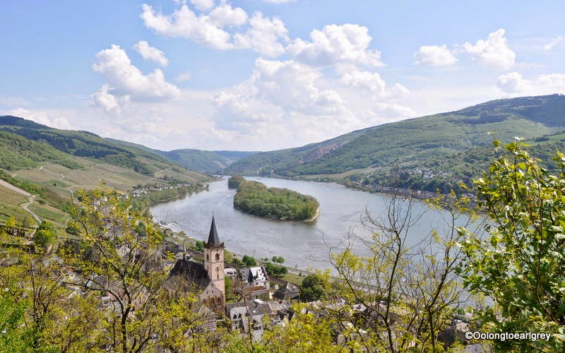 Rhine Trail, Lorch, Germany