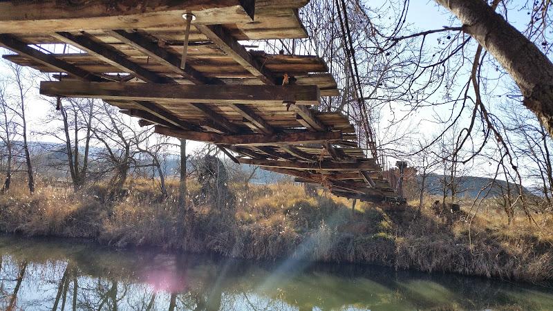 Bajo el puente Enero 2015