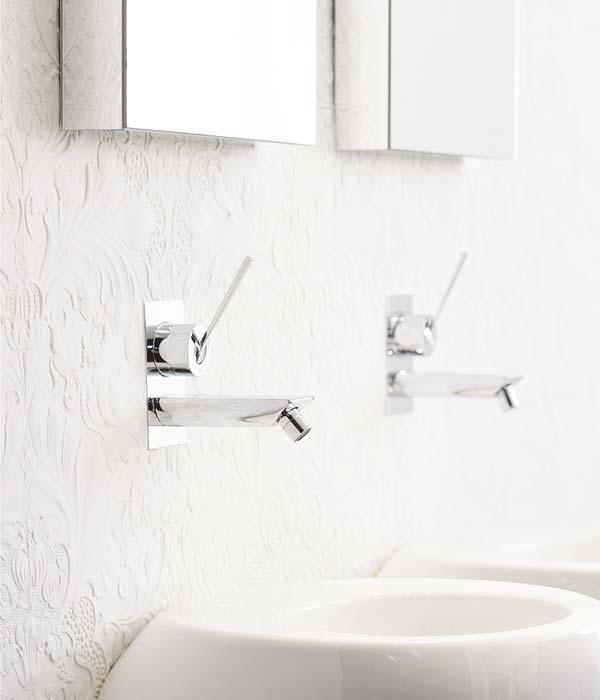 Ideas para decorar paredes cocinas modernas - Poner papel pared ...