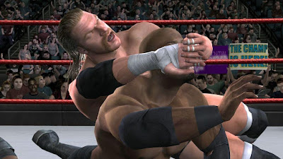 WWE Raw Ultimate Impact Highly Compressed Game Download