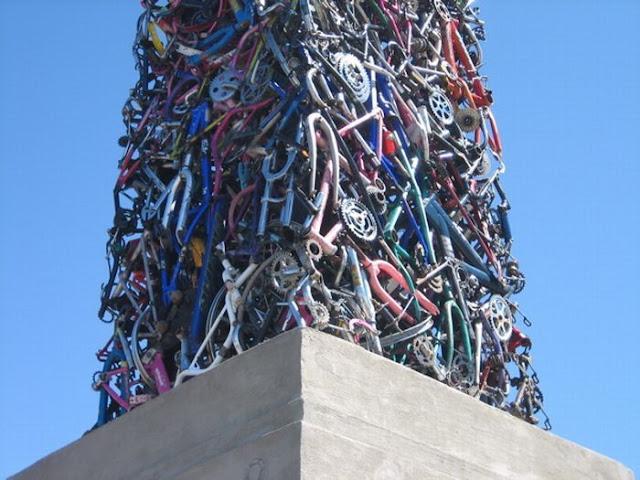много спресованных велорам