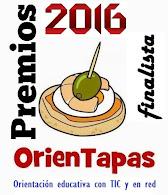Finalista Premios OrienTapas 2016