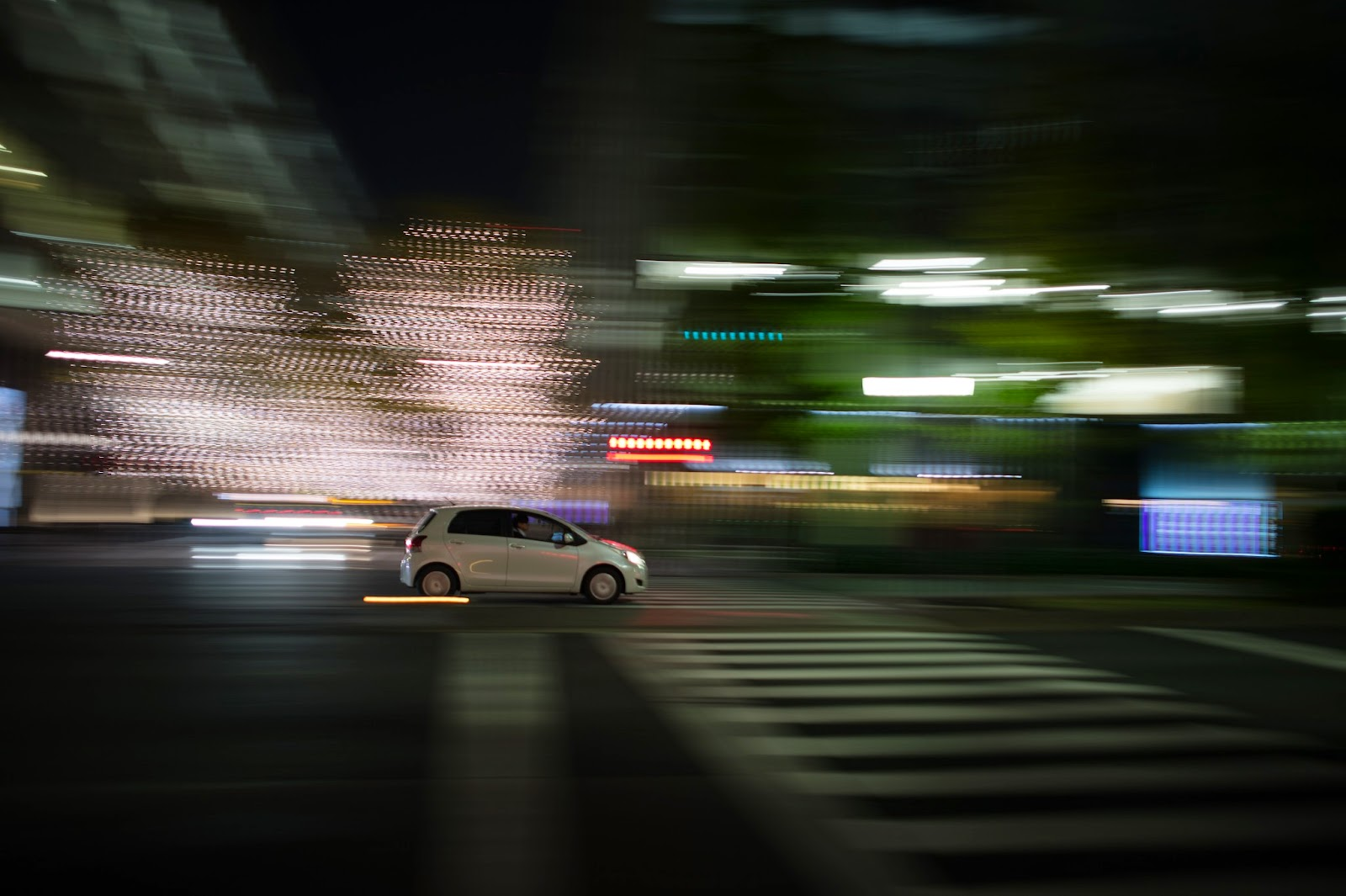 & Tips on photography: How to take panning shots