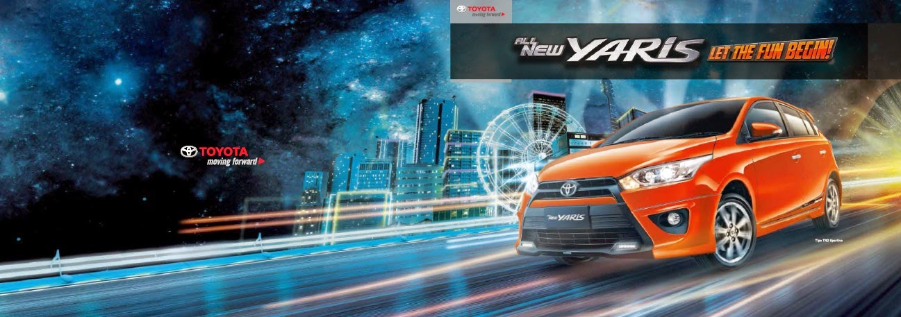 Toyota All New Yaris Jambi