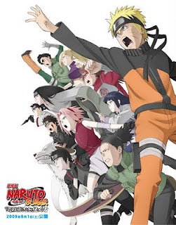 Naruto shippuuden The Movie 3