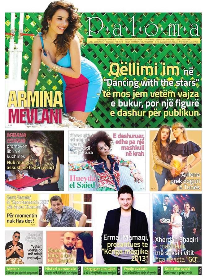 Revista PALOMA - 9 Nentor 2013