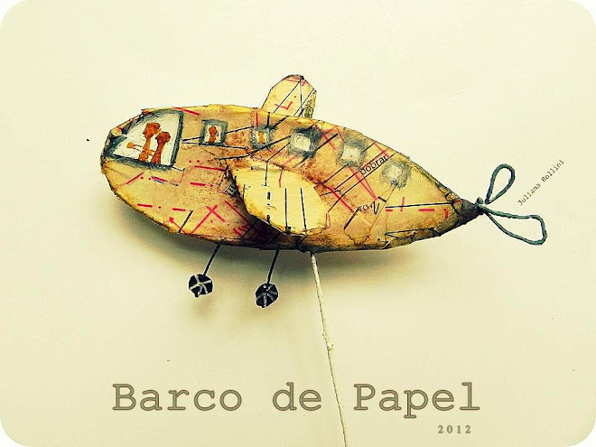 barco de papel