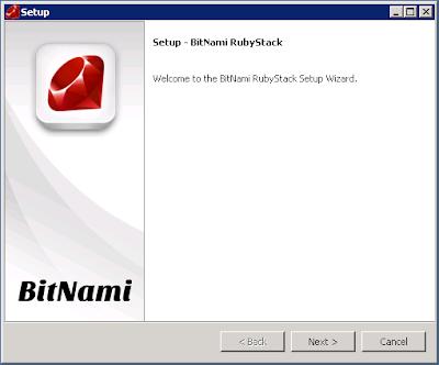 BitNami Ruby 2.0 for Windows