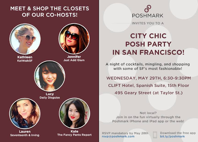 Posh Party in Sf