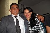 Pr:Severino e esposa Cleide