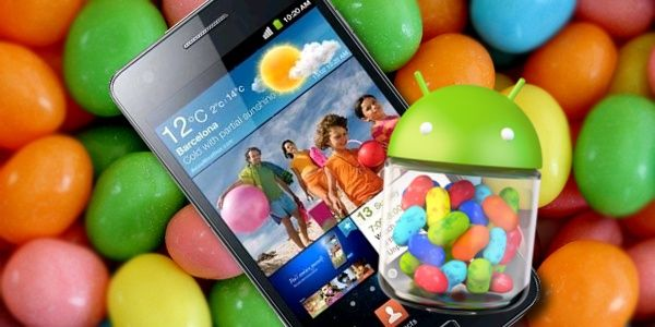 Samsung Galaxy S2 Rolling Out Android 4.1.2 Jelly Bean