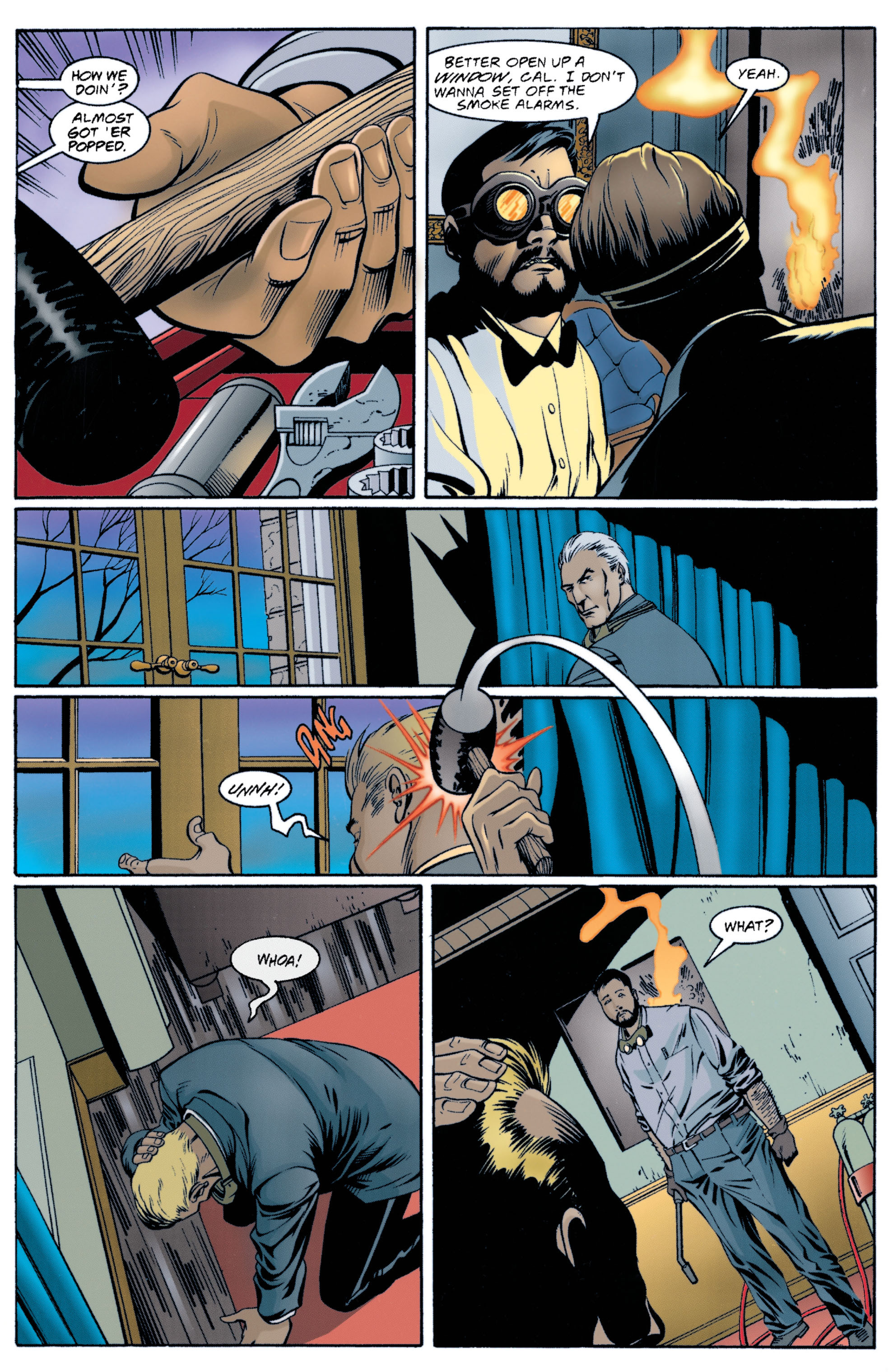 Detective Comics (1937) Issue #711 Page 18