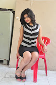 Alekhya Photos at Swiss Raja Press Meet-thumbnail-7