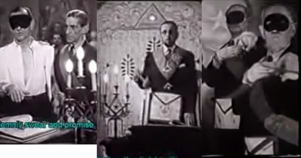 1943 Movie Exposes Illuminati Secrets! Director Killed Over it!