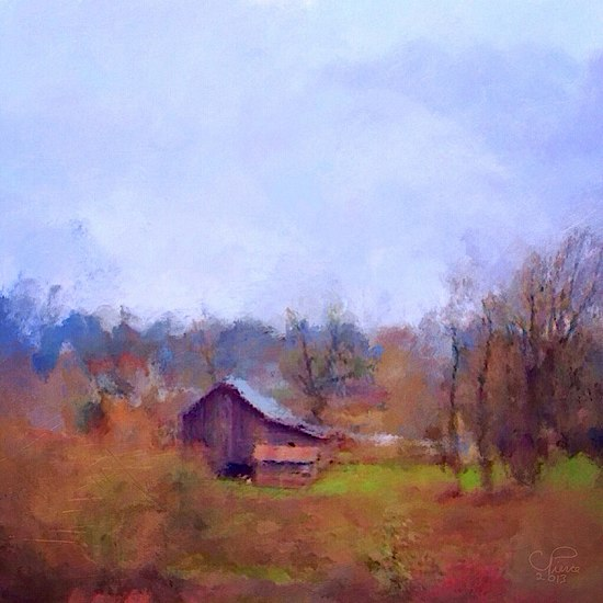 Old Barn © Christianna Pierce