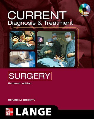 Current Surgical Diagnosis & Treatment 13th edition