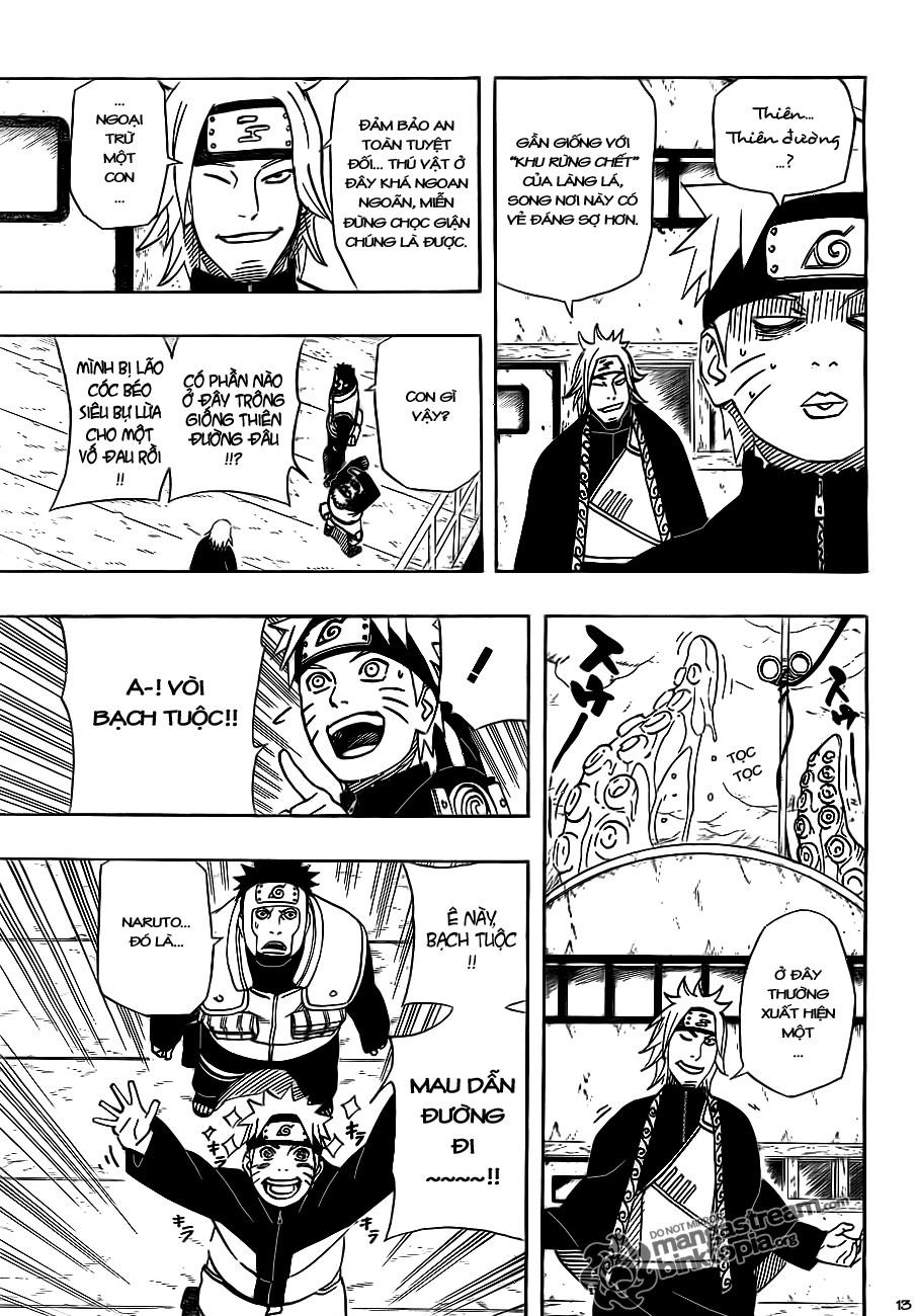Naruto chap 491 Trang 12 - Mangak.info