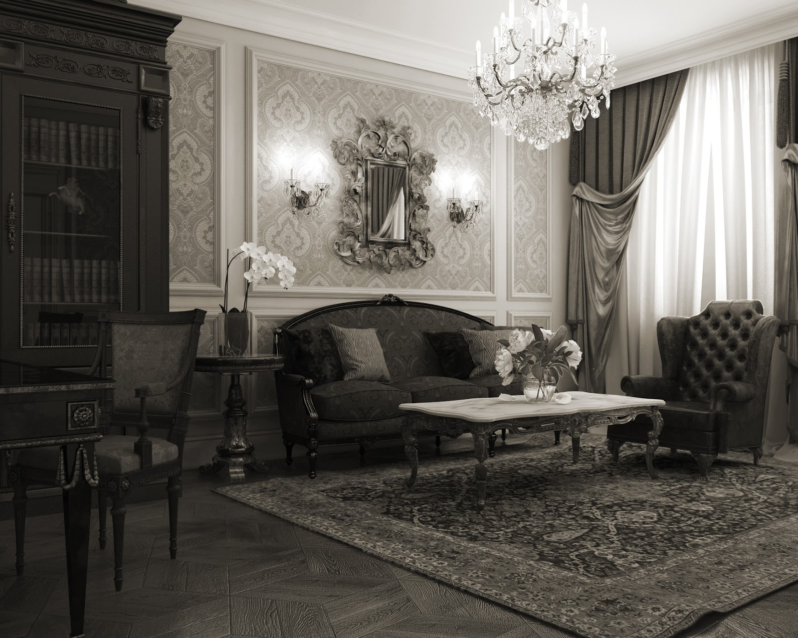Darya girina interior design march 2015 - The Palace Park Ensemble Maryino Was Built At The Begining Of Xix Century According To A Project Of Kursk S Architect Carl Ivanovich Gofman