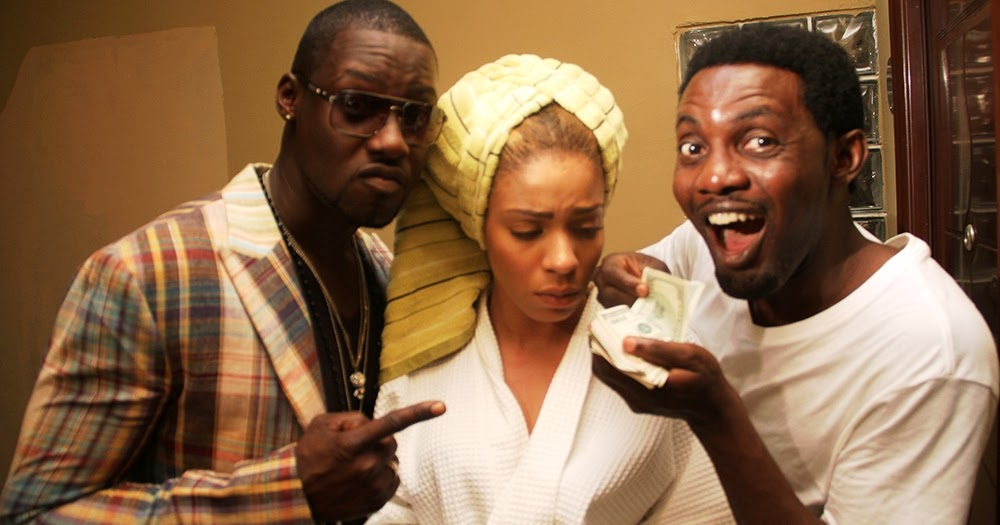 Ay Comedy Skit - $10,000 featuring AY, Chris Attoh and