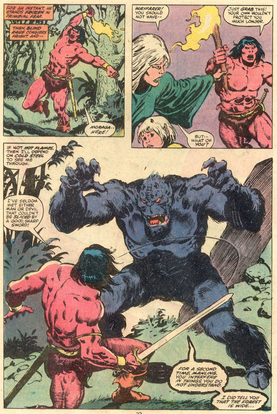 Conan the Barbarian (1970) Issue #113 #125 - English 13