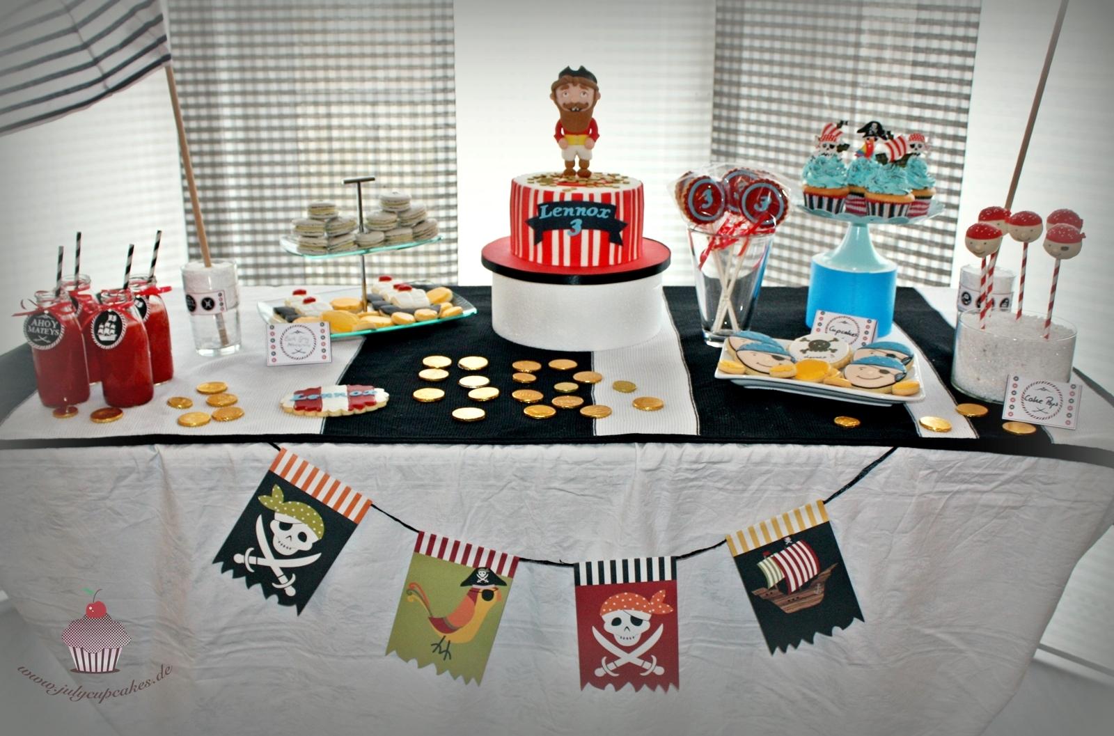 Пиратская вечеринка для детей 97