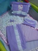 lencería para bebé de hello kitty