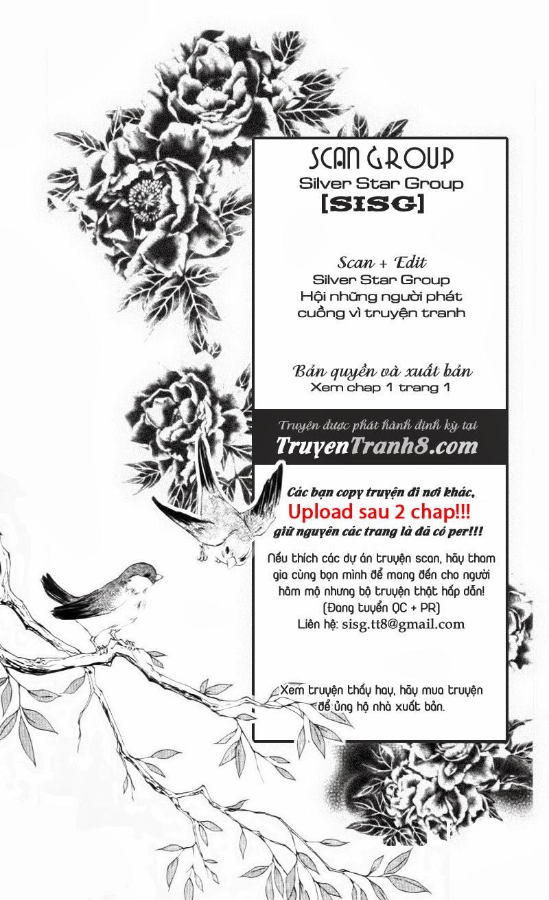 A Kiss For My Prince - Nụ Hôn Hoàng Tử Chapter 17 - Trang 1