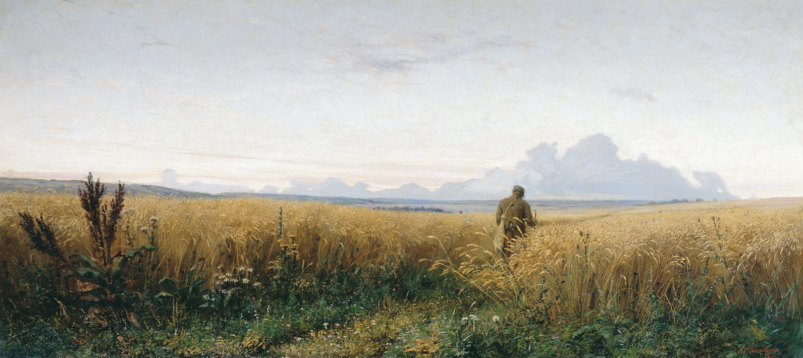 The glory of russian painting