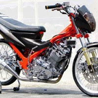 Satria FU '06 : Simple Ayago Racing Look