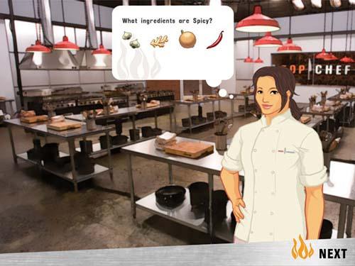 تحميل لعبة البنات Top Chef