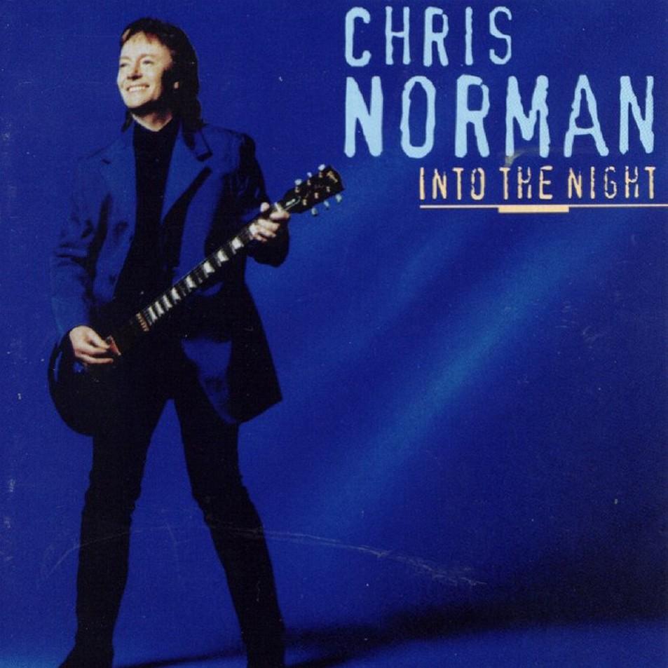 Metal westcoast chris norman into the night 1997 soft rock