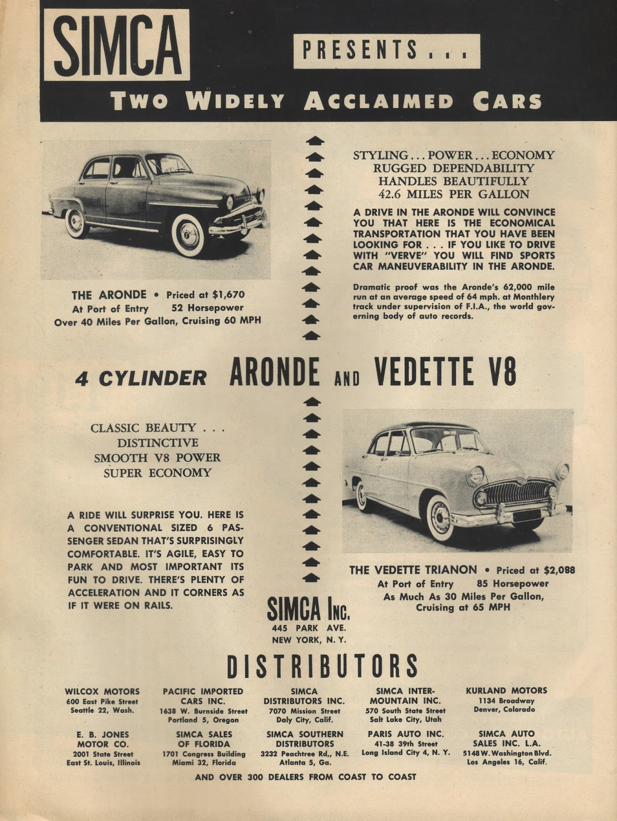 Auto-Union Project: 1959 Small Car Review