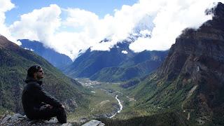 Annapurnas - Nepal
