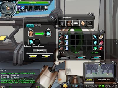 GhostX Ultimate - Removing Soma