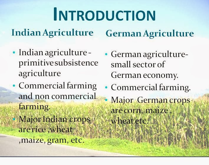 commercial vs subsistence agriculture Imagine a family farm on a small plot of land and a huge commercial farm that spans acres  the second type of agriculture is subsistence agriculture,  types of agriculture: industrialized and subsistence agriculture.
