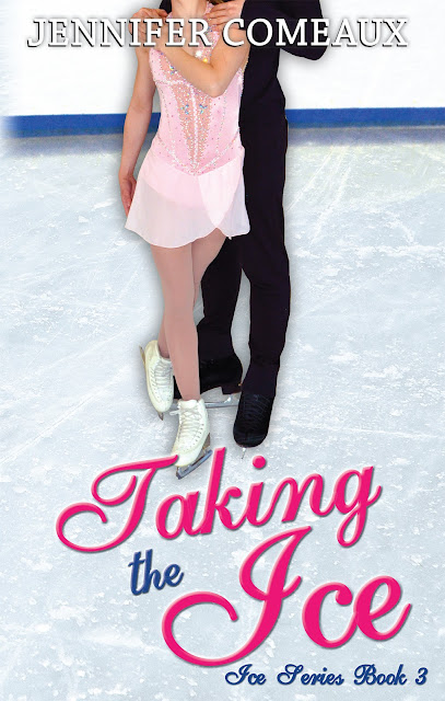 Cover Reveal – Taking the Ice