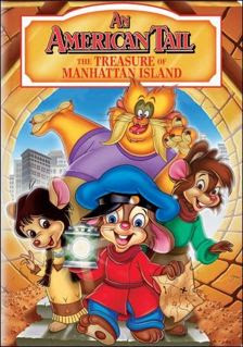 descargar Fievel en Manhattan – DVDRIP LATINO