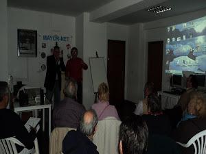 """Nuevo curso de """"Miedo a Internet"""", en Centro Día II, San José Artesano."""