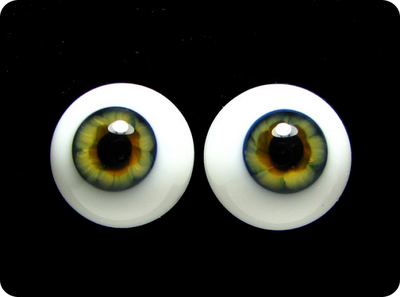 ooak glass eyes