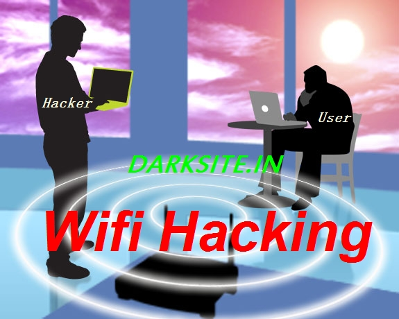 Wireless network hack