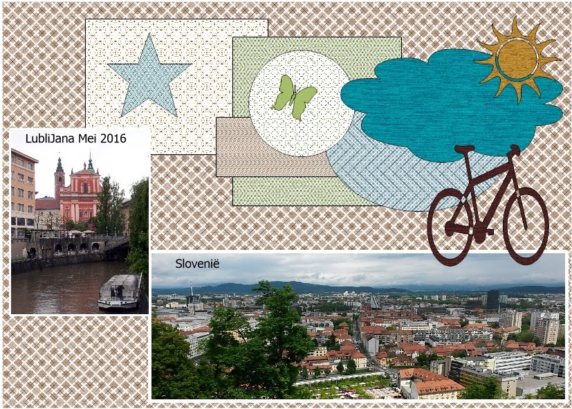 June 2016 - Slovenië - LubliJana