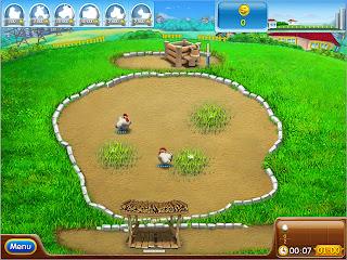 تحميل لعبة المزرعة Download  game farm Frenzy 3