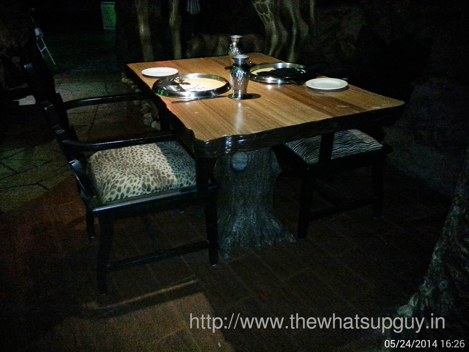 Tables In Serengeti Madiwala Bangalore
