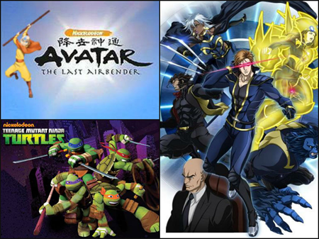Avatar, Teenage Mutant Ninja Turtles and X-Men Amplify ABS-CBN Weekend Line Up Starting December 14