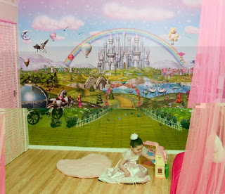Disney Wall Murals For Kids Bedrooms Part 42
